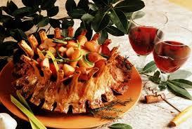 comment cuisiner le plat de cote comment faire cuire les côtes de mouton dans le four côtelettes d
