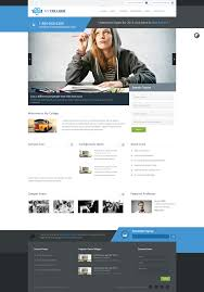 my college responsive education html template http themeforest