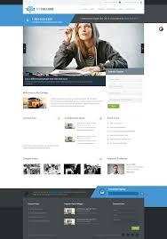 html header design online my college responsive education html template http themeforest