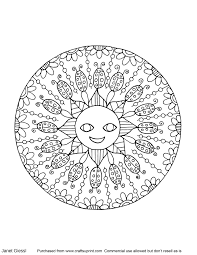 free summer coloring pages educational printables