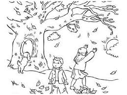 100 ideas fall season coloring pages emergingartspdx
