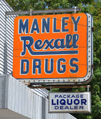 Liquor Signs by Rexall Drugs Signs Roadsidearchitecture Com