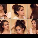 quick and easy hairstyles for running running late hairstyles running late quick easy hairstyles for