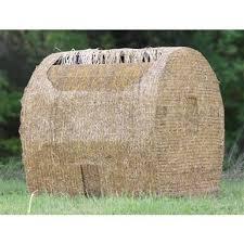 Redneck Hay Bale Blind Redneck Outdoors Hunter U0027s Choice Bale Blind 619452 Ground