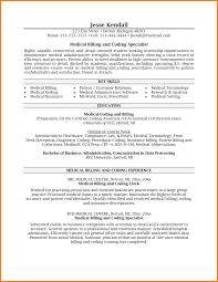 Medical Biller Job Description Resume by Medical Billing Job Description For Resume Free Resume Example