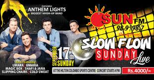 Best Of 2012 Mashup Anthem Lights Slow Flow Sunday Live Sri Lanka 2017 Live In Colombo