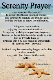 quote of the day recovery serenity prayer courageous christian fatherhttp www