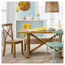 Harvester XBack Dining Chair Set Of  Beekman  FarmHouse - Target dining room tables