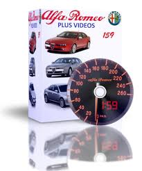 alfa romeo 159 complete workshop and service manual plus videos