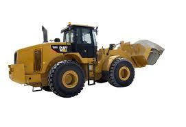 966h wheel loader