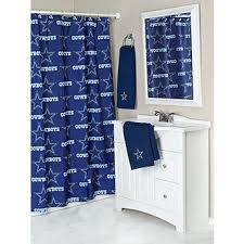 Nfl Shower Curtains Fingerhut Nfl Shower Curtain