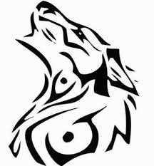 meaningful ideas for wolf tattoos aztec and wolf