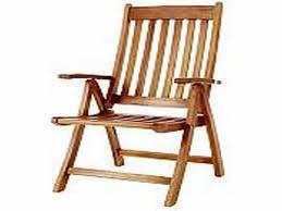 Armchair Position Teak Arm Chair Tf44