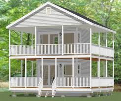 small house plans with wrap around porches 24x24 garage with loft 12x12 house w loft wrap around porch