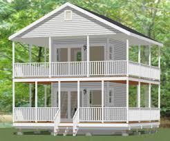 wrap around deck plans 24x24 garage with loft 12x12 house w loft wrap around porch