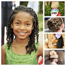 children long hair formal hair of party hairstyles for kids