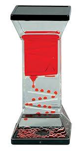 amazon com wmu zig zag drops liquid motion desk toys u0026 games