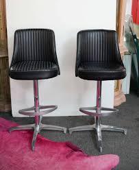 Chromcraft Dining Room Furniture 1960s Mod Mid Century Modern Chromcraft Barstools At 1stdibs