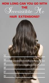 a dramatic hair extension before and after yes you can apply hair