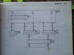 Wiring Diagram For Mustang 2008 Gt Headlight Wiring Diagram Ford Mustang Forum