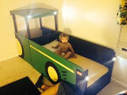 John Deere Bunk Beds Awesome Ana White John Deere Tractor Toddler Bunk Beds Diy