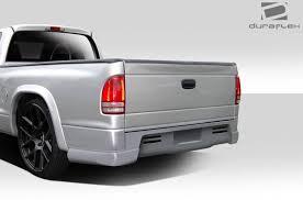 2004 dodge dakota rear bumper dodge dakota duraflex bt 1 rear bumper cover 1 112225