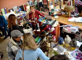 dolores holiday craft fair brings local artists together