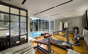 pictures of home gyms home gyms in any space hgtv gorgeous design