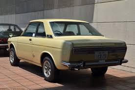 nissan bluebird toyota history garage nissan bluebird 1600 sss 1 ran when parked