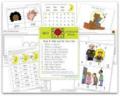 free bob books printables 4 books 1 2 free homeschool