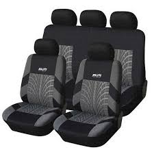 car seat covers honda polyester material racing car seat covers universal fit front
