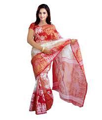 jamdani sharee bengal handloom jamdani saree buy bengal handloom jamdani saree