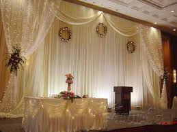 Curtains Wedding Decoration Aliexpress Com Buy Wedding Backdrop Luxurious Wedding Supplies
