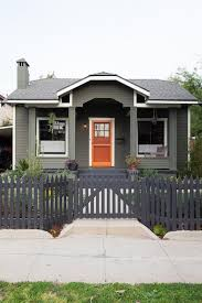25 unique grey fence paint ideas on pinterest black fence paint