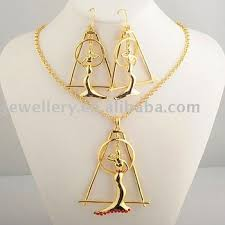 arabian earrings yiwu fashion jewelry sets saudi arabian jewelry set with mermaid