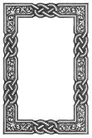 celtic alphabet the art of the letter pinterest celtic