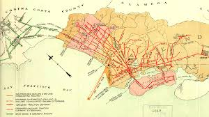 Oakland University Map Annotated Bibliography The Planning History Of Oakland Ca