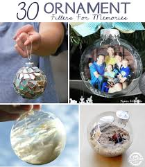 30 ways to fill ornaments activities
