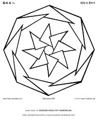 free printable mandala coloring pages kindergarten preschool fun