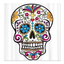 Sugar Skull Bathroom 24 Best Skull Bathroom Accessories And Decor Images On Pinterest