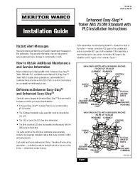 wabco valve wiring diagram wabco wiring diagrams