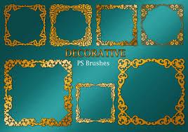 Bathroom Wallpaper Border Designs Descargas Frame Free Brushes 323 Free Downloads