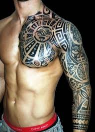 37 tribal arm tattoos that don u0027t tattooblend
