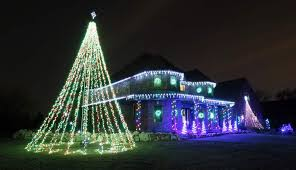 christmas light show packages bowling green teen doesn t skip a beat with christmas light show