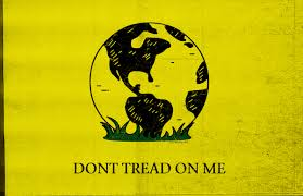 Gadson Flag Not My Earth Not My Problem A Less Embarrassing Flag