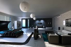 modern bedroom eat 3d modern bedroom