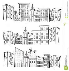 new york city vector sketch stock vector image 52101113