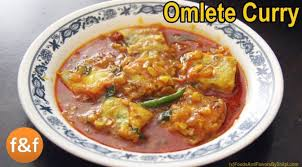 dinner egg recipes omelet curry egg omelette curry indian egg recipes foods and