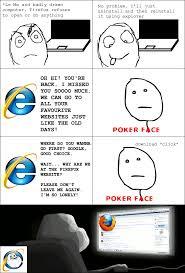 Internet Explorer Meme - explorer forever alone