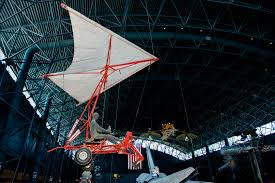 gemini paraglider research vehicle 1 a with wing